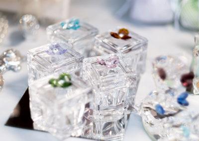 Bomboniere di cristallo